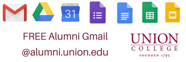 UConnect - FREE Alumni Gmail