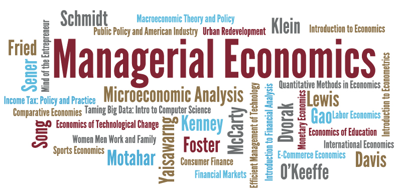 UConnect - Managerial Economics